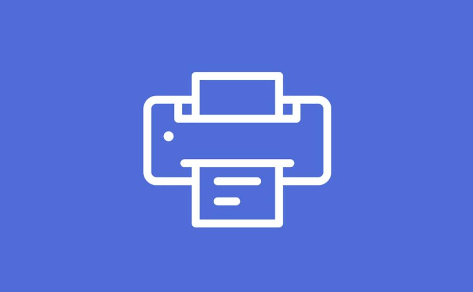 Print Vendor Consolidation